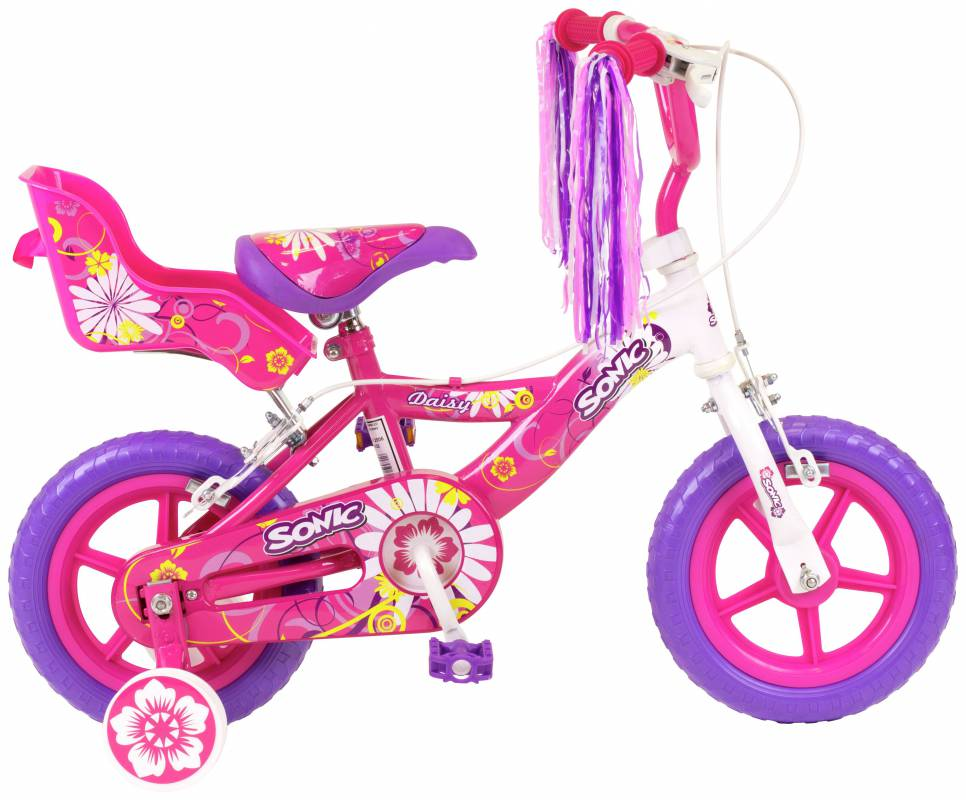 Sonic The Hedgehog Daisy 12 Inch Kids Bike Compare Prices